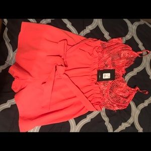 FN Not So Complicated Romper